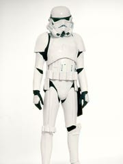 Stormtroopers will be on hand for the 49ers NFL draft