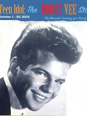 """""""Teen Idol: The Bobby Vee Story"""" opens Oct. 1 at the History Theatre in St. Paul."""