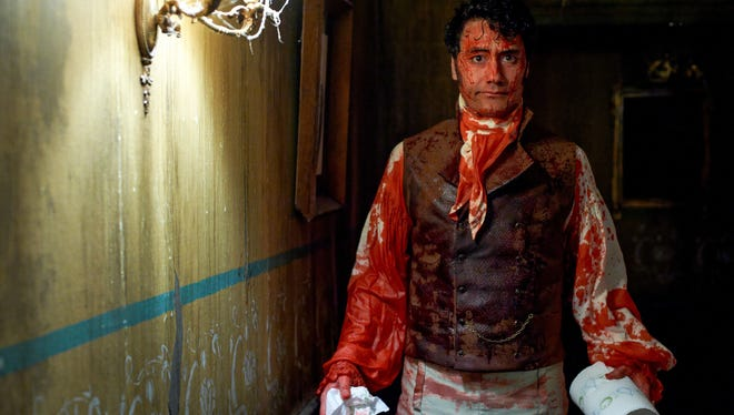 "Taika Waititi plays Viago, a vampire dandy stuck in another century in ""What We Do In The Shadows."""
