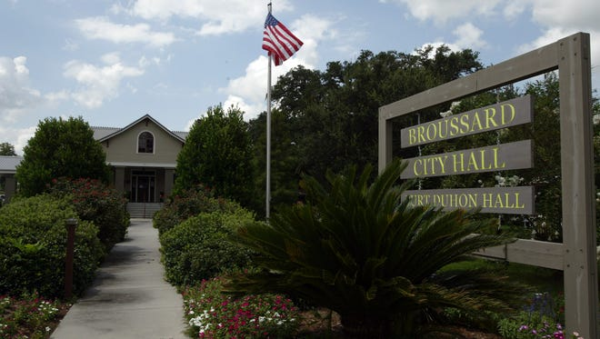 The Broussard council and mayor have announced their support for a school tax proposal.