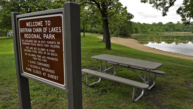 The Wright County Parks Department is seeking volunteers to plant trees at Bertram Chain of Lakes Regional Park near Monticello.