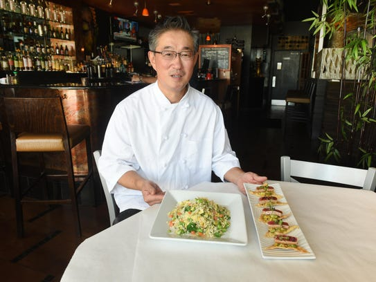 Kelly Chang, chef of China Café, opened the Novi restaurant