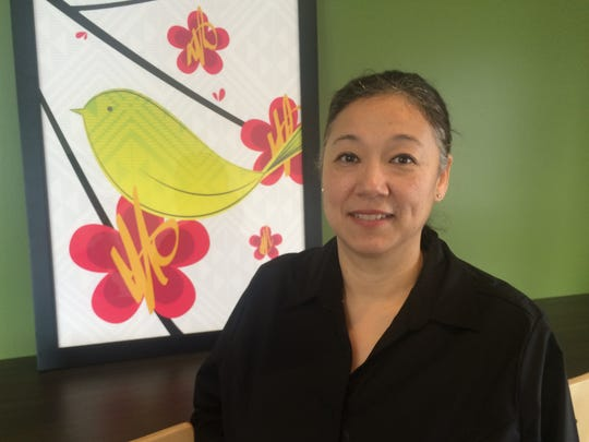 Diana Dexter is the owner of Omoni Fresh Fast Korean Grill which opens Friday at 2 p.m. at 13710 N. Meridian St. in Carmel.