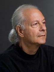 Artist Richard Hirsch