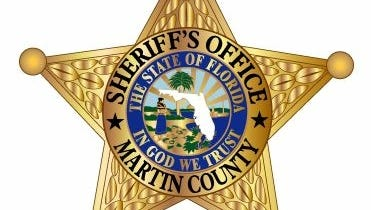 Martin County Sheriff's Department Badge