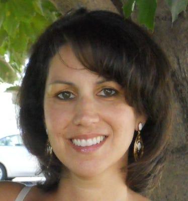 Karen Rock, author of