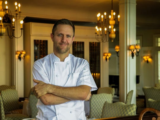 Caleb Lara is the new executive chef at The Essex.