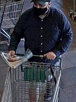 Westborough Police are asking the public's help to identify three men, who they said worked together to commit a theft at a local grocery store recently.