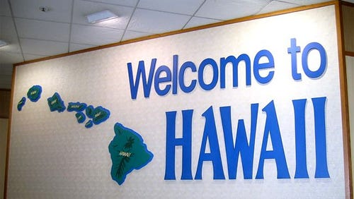 Guam residents may be able to skip Hawaii's 14-day quarantine mandated for incoming passengers.