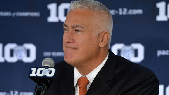 Oregon State men's basketball coach Wayne Tinkle led the Beavers to the NCAA tournament in his second season.