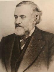 General Edward Bragg, Fond du Lac, was Democratic politician,