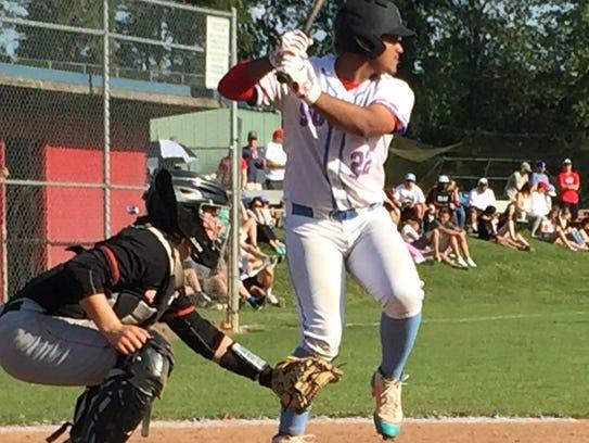 South Salem's Danny Alvarado had a home run and six