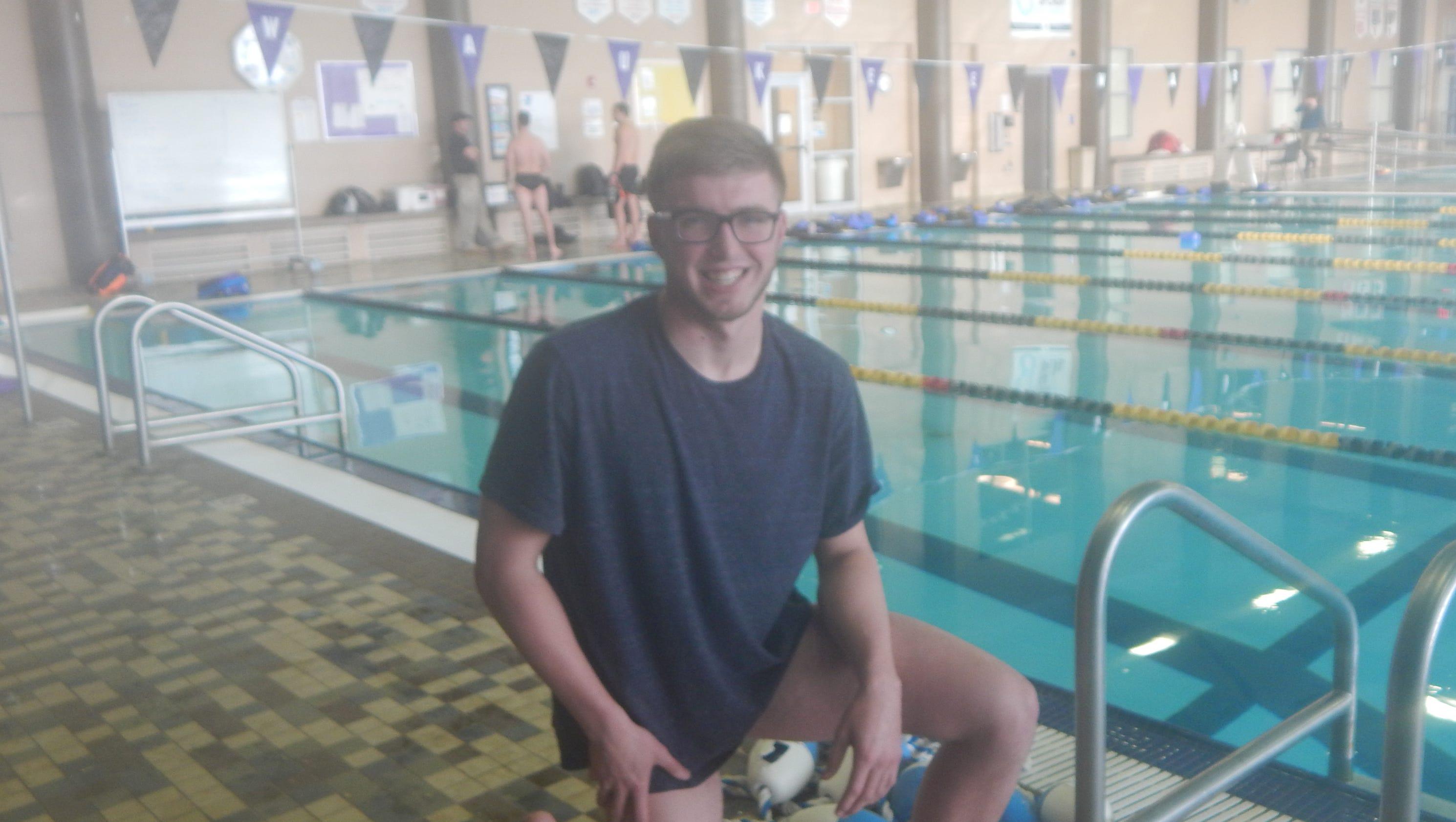 Waukee Southeast Polk Boys Swim For A Cure