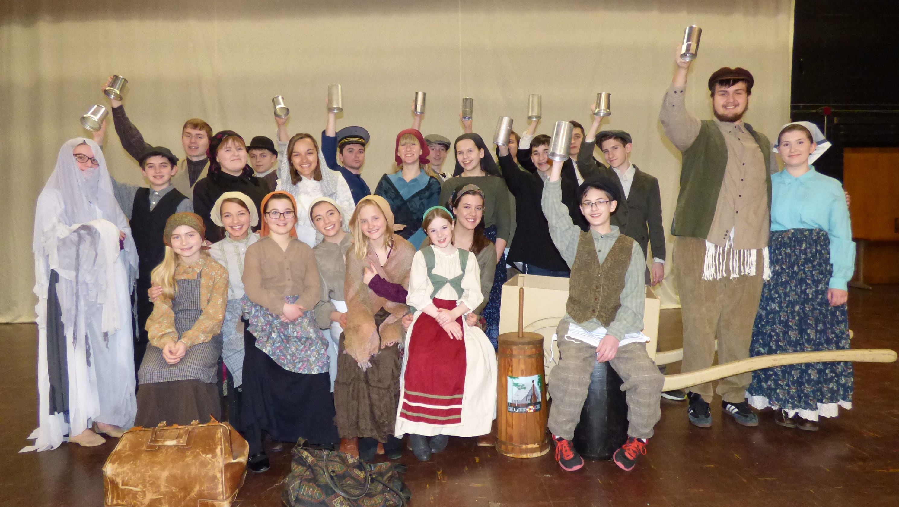 Fiddler On The Roof Cast Gifts Gift Ftempo