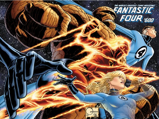 Does 'Fantastic Four' have a film future?