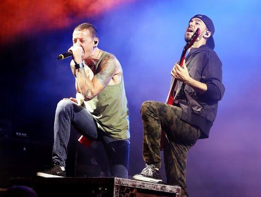 Chester Bennington, Mike Shinoda