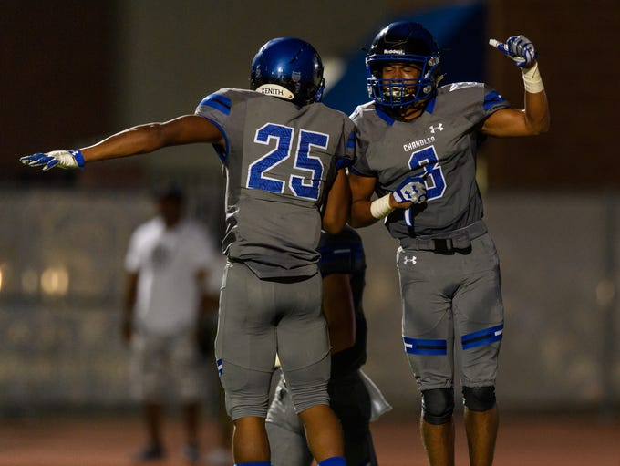 Here are the top 10 uniforms in Arizona high school
