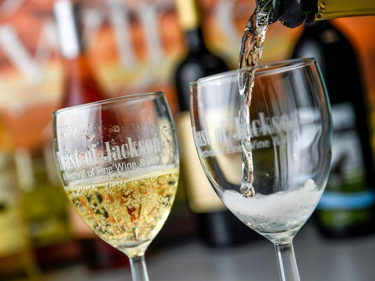 Wines made in Tennessee that will be featured at the