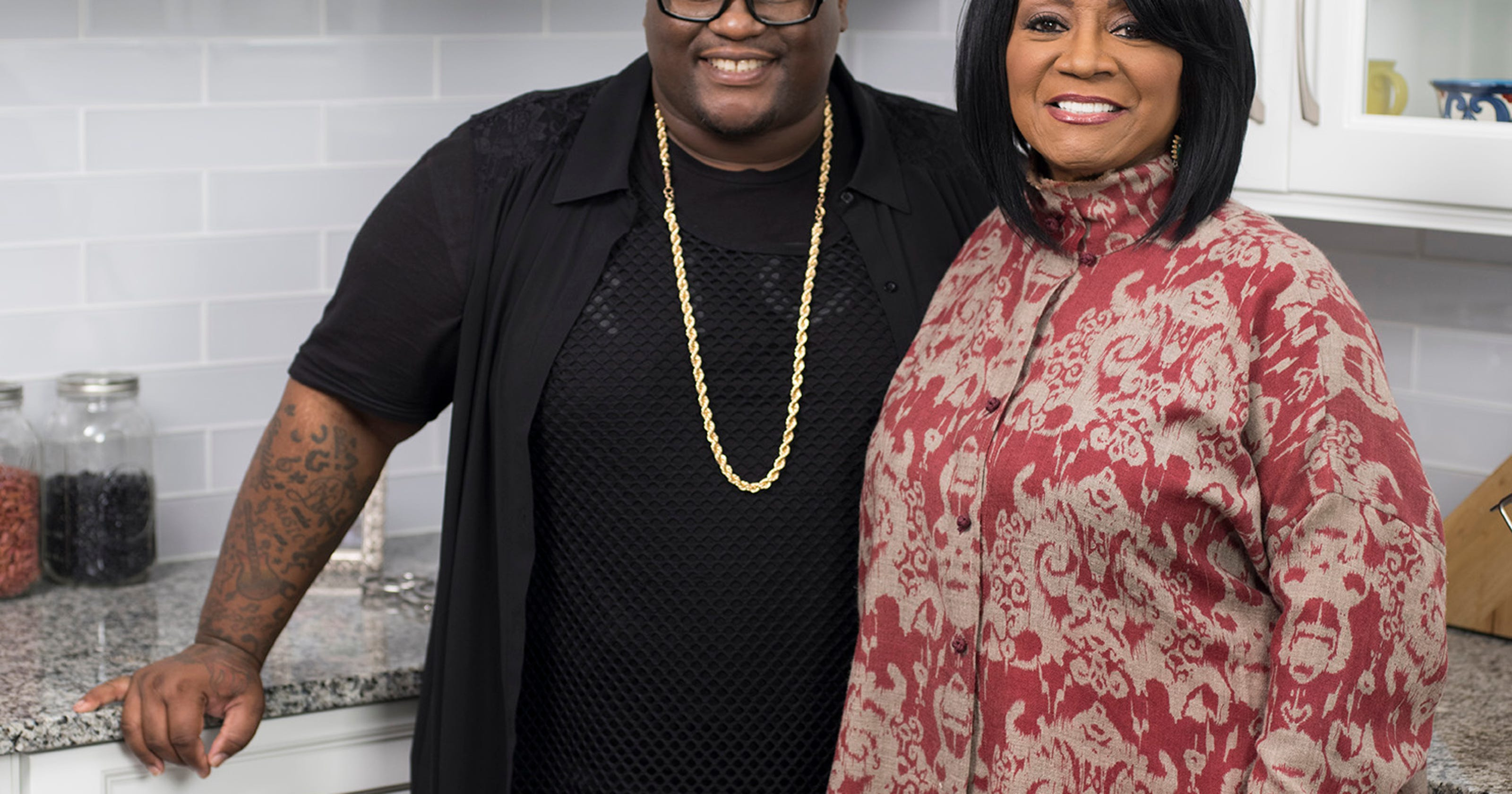 Viral Pie Reviewer Gets Spot On Patti Labelle Food Show
