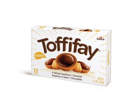 Sugar Confections: Toffifay - Storck U.S.A L.P.
