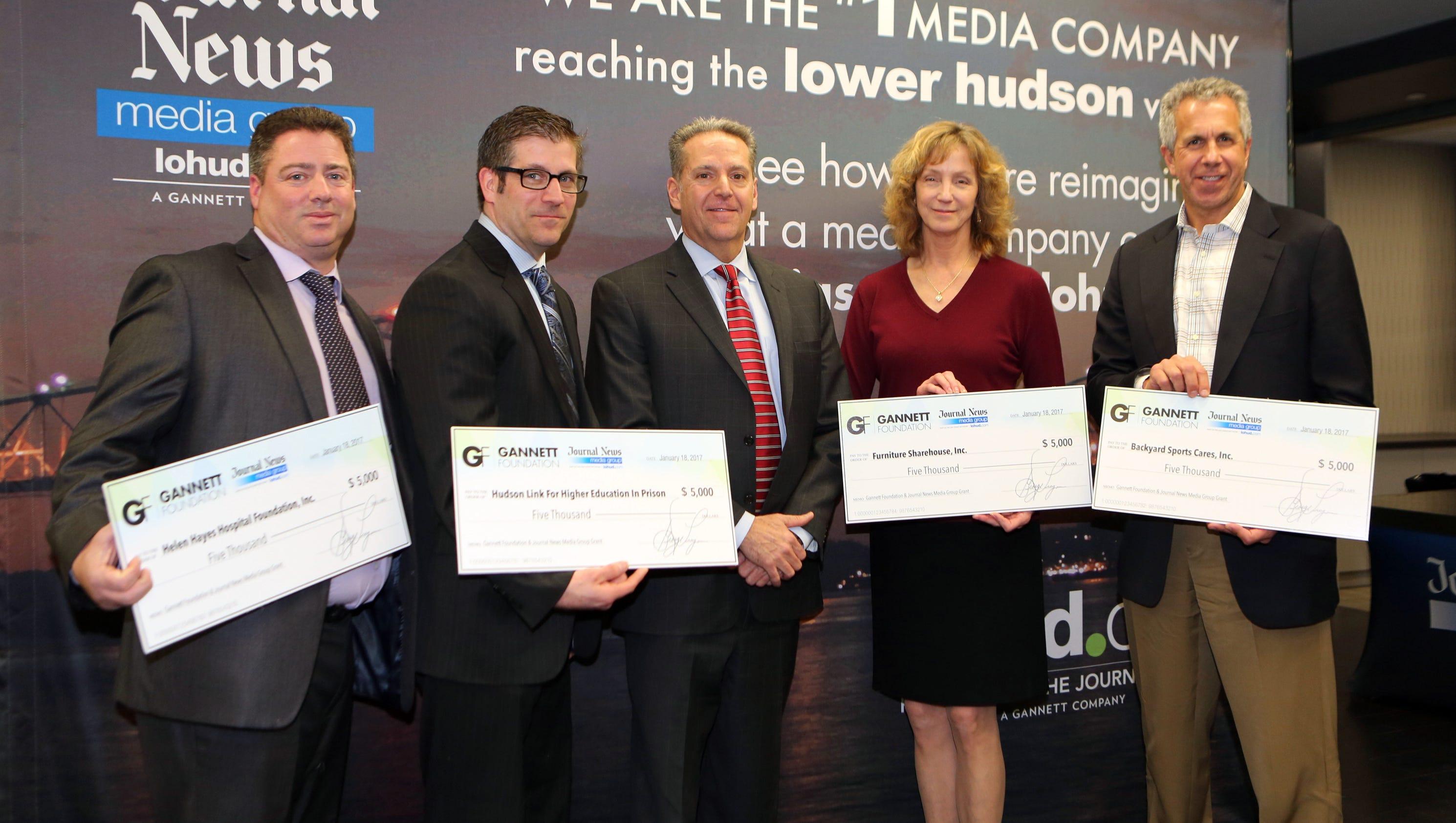 photos 20 000 gannett foundation grants awarded