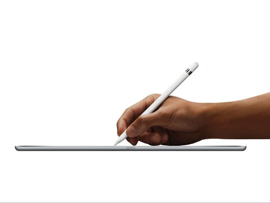 In 2015 Apple also released the the Apple Pencil which