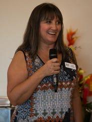Jana Csenger, a school psychologist at Collier County