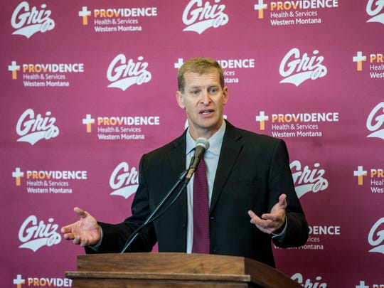 Montana head football coach Bobby Hauck signed 11 new recruits on Wednesday's National Signing Day.