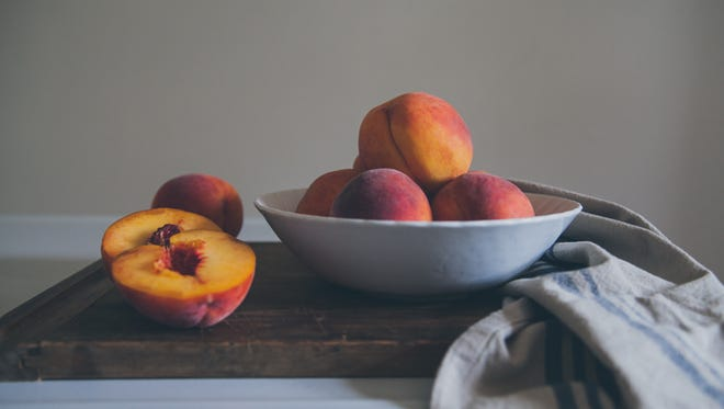 Let us all lament the end of peach season and eat away our sorrows by doing right by the last of our peaches.