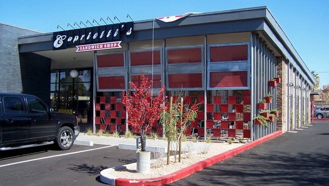 Capriotti's on 16th Street in Phoenix  is nearly unrecognizable as a former 7-Eleven convenience store.