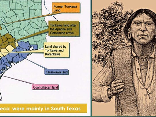 Older residents of South Texas often credited indigenous