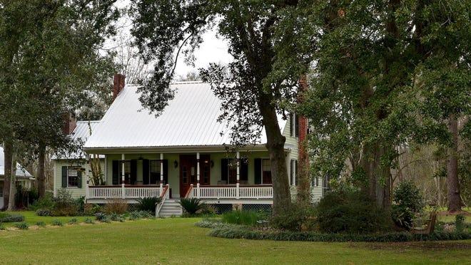 Isabelle van Offel-Feerick's Lafayette home.