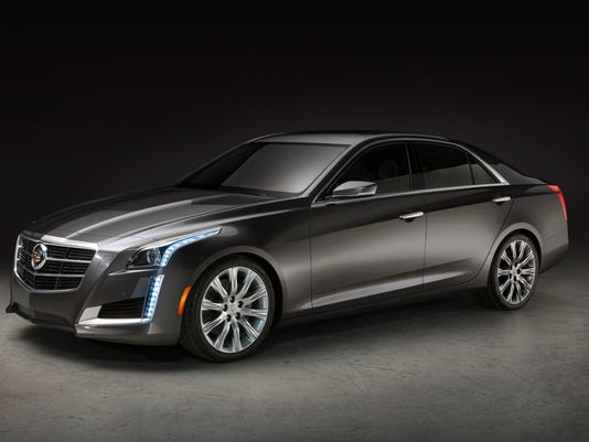 Cadillac cuts CTS prices after poor sales