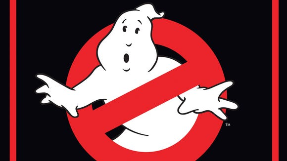 """Cover to Ghostbusters: The Ultimate Visual History."""""""