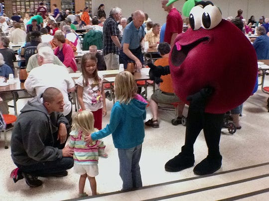 The Cranberry Blossom Festival will take place June 16-19, 2016 in Wisconsin Rapids.