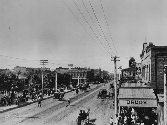 Downtown Phoenix 1910