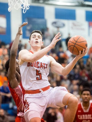 Albany commit Antonio Rizzuto led Northeastern to a District 3 Class 5A title and the state semifinals last season.