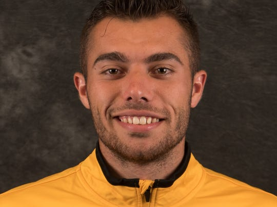 Willamette soccer standout Nick Ballenger is a graduate of West Salem High School.