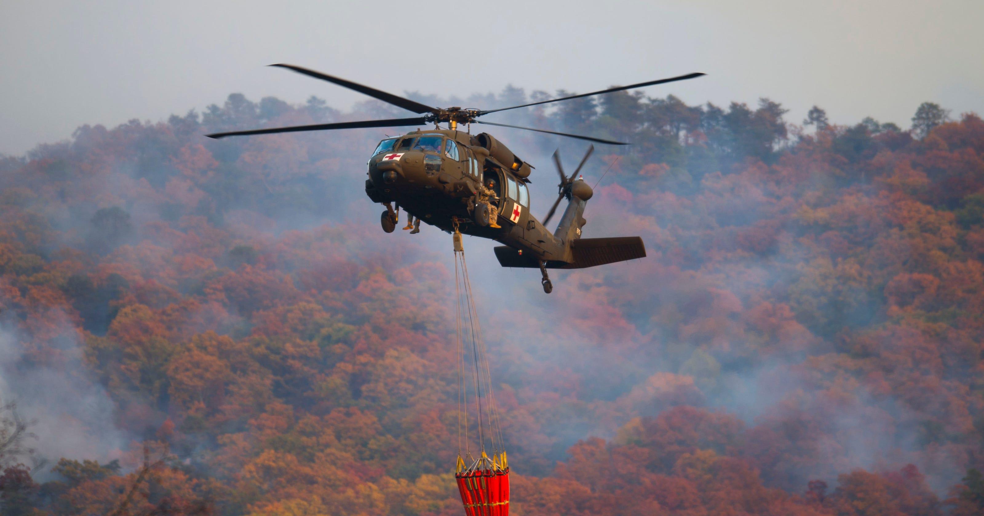 Gatlinburg fire: Air attacks, big box couldn\'t cage fire\'s ...