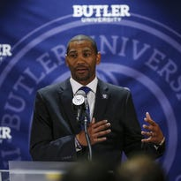 A year later, LaVall Jordan has a new contract and kept the old Butler Way