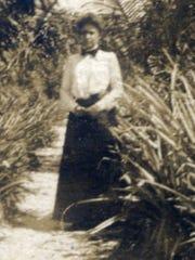 Susan Bessey, in 1905.