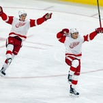 Pulkkinen powers Wings past Hurricanes