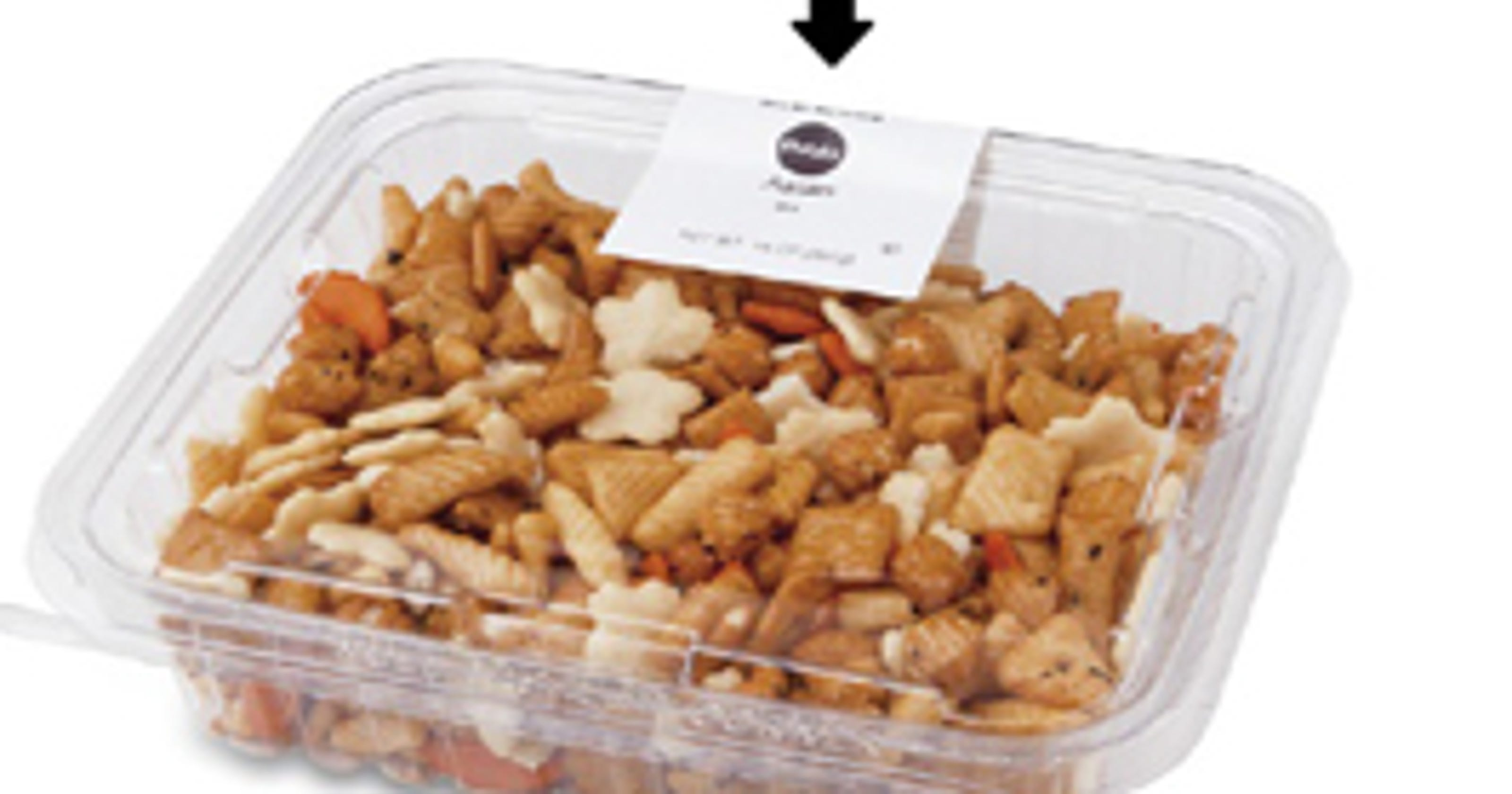 Publix recalls mislabeled Asian snack mix
