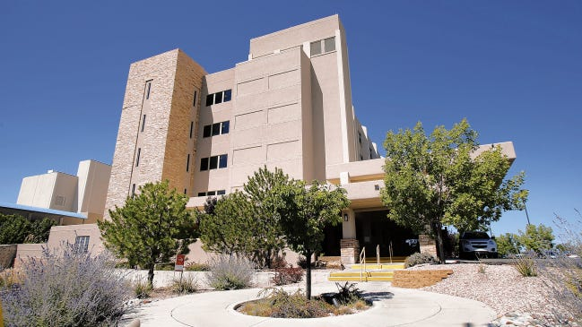 The San Juan Regional Medical Center in Farmington will be the scene of an active shooter training exercise on May 15.