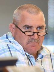 Anderson County Council member Ken Waters