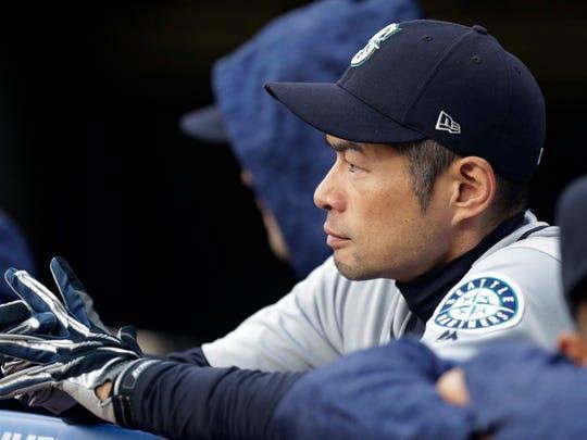 If Ichiro Suzuki gets an at-bat against Shohei Ohtani