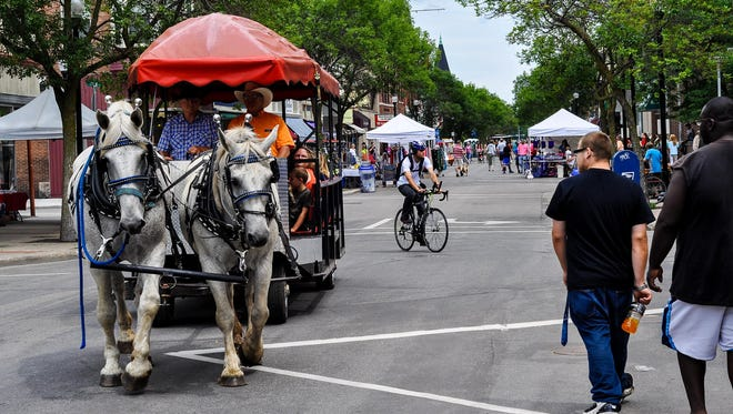 The Association of Downtown Businesses will host Discover Downtown in July and Fall Festival in September in downtown Stevens Point.