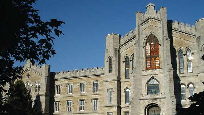 The former Binghamton State Hospital, known as the Castle, has been closed to the public since 1993.