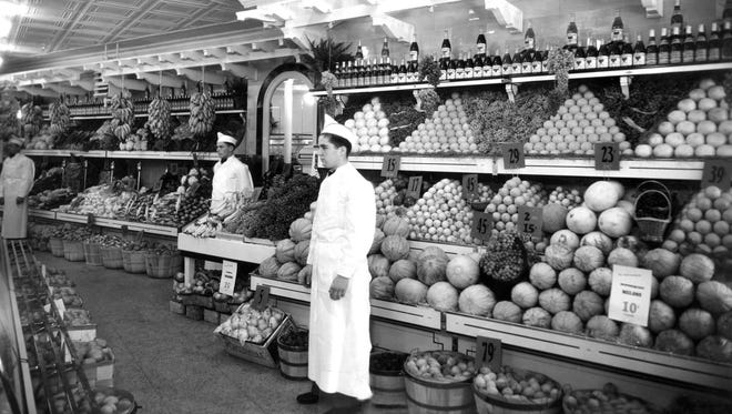 Wegmans won national attention in the 1930s when it opened a 20,000-square-foot store, which was considered enormous for those times.