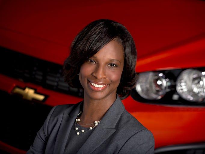 Alicia Boler-Davis, senior vice president of Global Quality and Global Customer Experience,  is expanding the customer experience